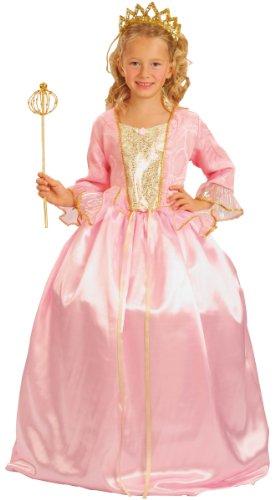 Generique Déguisement Princesse Fille 7 à 9 Ans
