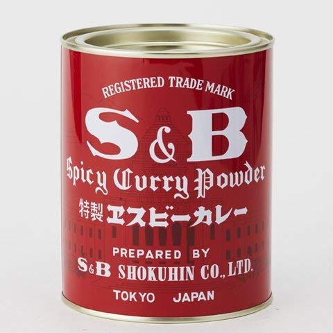 カレー赤缶 400g 4個