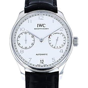 IWC ポルトギーゼ オートマティック 7デイズ IW500712 新品 腕時計 メンズ (IW500712) [並行輸入品]