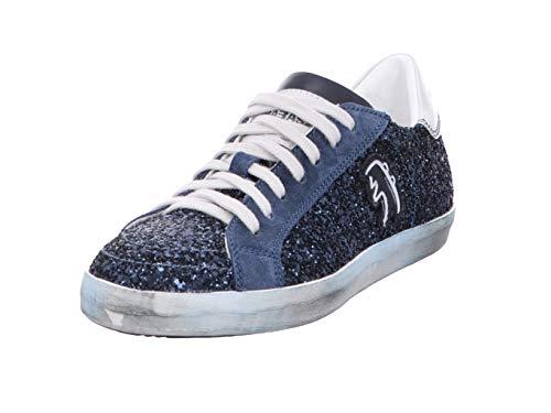 Primabase Damen Sneaker 85511A-231 blau 435257
