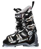 Nordica Speedmachine 95 X - Botas de esquí para mujer, color negro/gris (718), 23,5