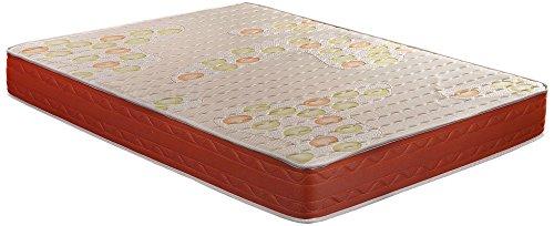 Colchón viscoelástico, 135 x 190 x 23 cm, no transmite ni frío ni Calor, máxima ventilación, antiácaros - SmartCell Visco Plus