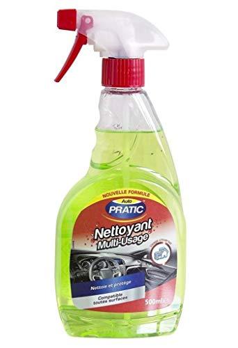 AUTO PRATIC Nettoyant Multi-Usage Nettoie et Protège 500ml (Lot de 3)