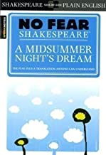 No Fear: Midsummer Night Dream (Sparknotes No Fear Shakespeare) by John (ed) Crowther (2004) Paperback