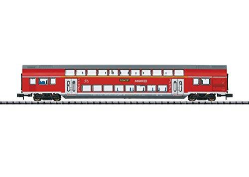 Trix 15412 - Doppelstockwagen Service DB Regio, Minitrix