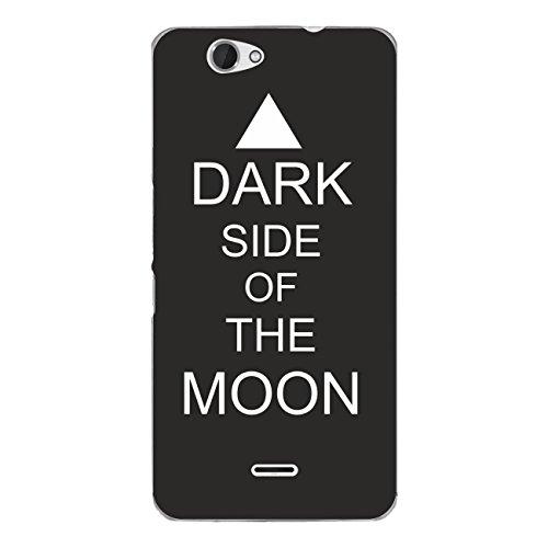 Disagu Design Hülle Schutzhülle für Wiko Getaway Hülle Cover - Motiv Dark Side of The Moon
