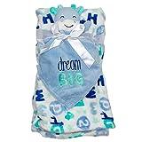 Baby Starters Blanket w/Plush Toy