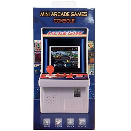 Taikee Mini-Spielautomat mit 240integrierten Spielen- 16Bit