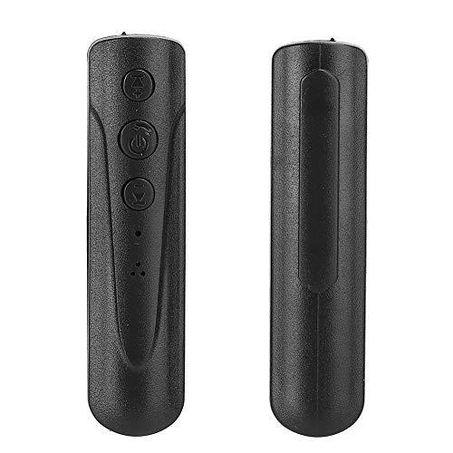 Cosiki Adaptador Bluetooth para automóvil, Receptor de Audio Bluetooth, Bajo Consumo para el Receptor Receptor Bluetooth Auto Bluetooth Receptor Bluetooth para automóvil(Black)