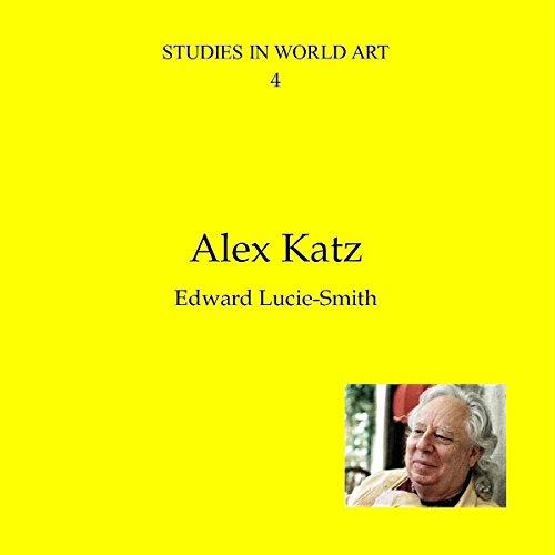 Alex Katz audiobook cover art