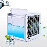 OM CREATION Mini Portable Air Cooler Fan Arctic Air Personal Space Cooler The Quick & Easy Way to Cool Any Space Air Condition