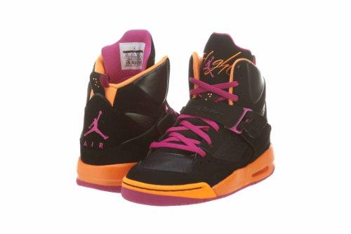 Nike Air Jordan Flight 45 High (GS) Girls Basketball Shoes 524864-029