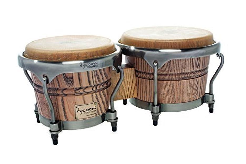 セージブルジョンささやきTycoon Percussion 7 Inch & 8 1/2 Inch Master Grand Series Bongos [並行輸入品]