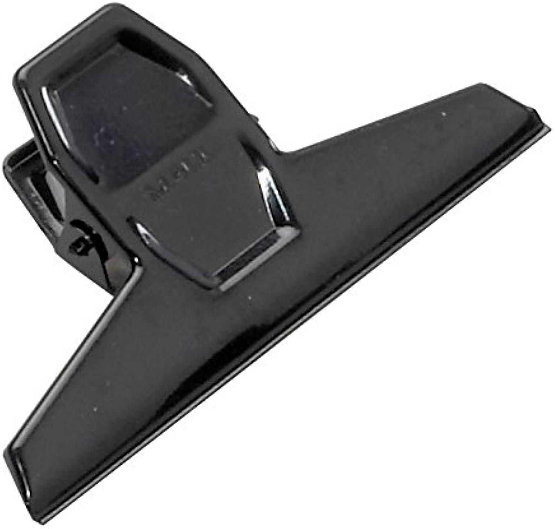 Maul 10 x Brief-Klemmer Brief-Klemmer Brief-Klemmer Maulpro Breite 125mm schwarz B004WO4TO8 | Geeignet für Farbe  1bce84