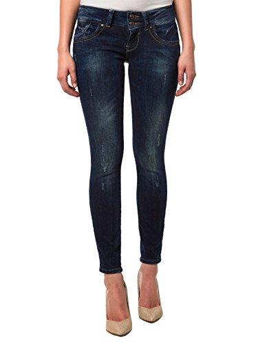 LTB Jeans Damen Molly Jeans, Oxford Wash, 27W / 30L