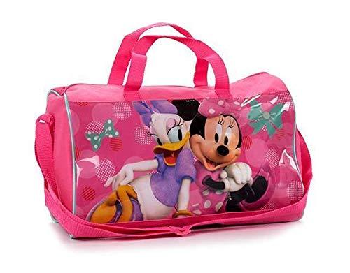 Générique - Sac de Sport Enfant Minnie Daisy Disney 20x38x23cm - 248