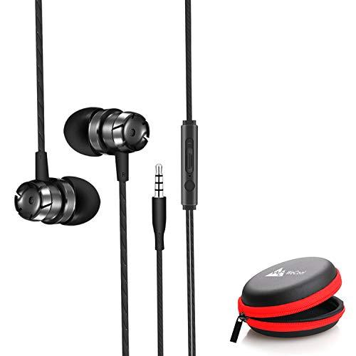 WeCool Mr.Bass W001 Snug Fit Metallic in Ear Earphone
