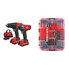 20V max* 1/2 in. Cordless drill with powerful motor provides 280 UWO of power for demanding drilling and fastening tasks 20V max* 1/2 in. Cordless drill with 2 speed gearbox ranging from 0350 RPM and 01, 500 RPM for speed of application Offers four r...