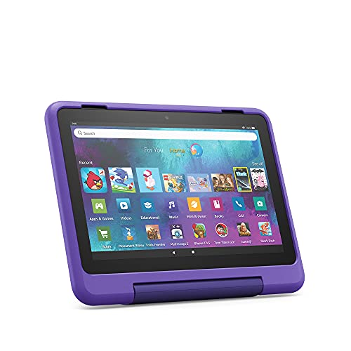 New: Fire HD 8 Kids Pro tablet | for ages 6-12 | 8' HD, 32 GB | Doodle...