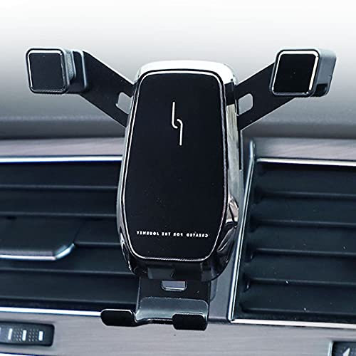 Porta cellulare da auto per Volkswagen Golf 7 accessori golf 7 7.5(Black)