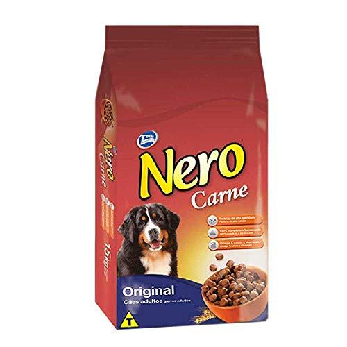 Ração Nero Original para Cães Adultos Sabor Carne - 20kg