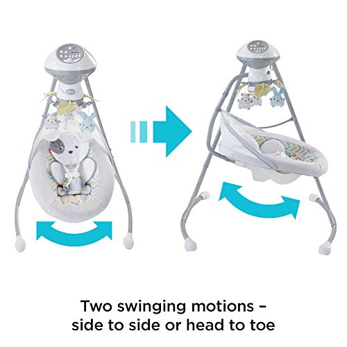 41g85KGJBDL The Best Fisher-Price Baby Swings for 2021 Review