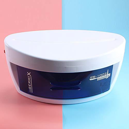 AIWKR UV-Sterilisator, 6L UV-Sterilisator mit großer Kapazität Ultraviolett-Sterilisatorschrank, für Make-up-Pinsel, Geschirr, Unterwäsche, Schmuck