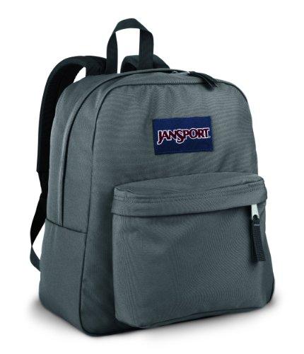 JanSport Classics Series Spring Break Backpack (Forge Grey)