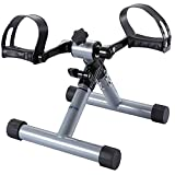 TODO Mini Exercise Bike Foot Pedal Exerciser for Leg and Arm Cycling Workout