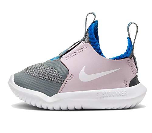 Nike Flex Runner, Zapatillas Unisex bebé, Rosa, 22 EU