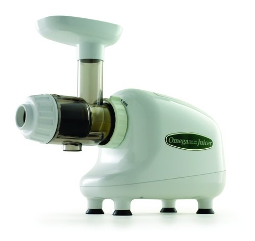 Omega J8003 Nutrition Center Single-Gear Commercial Masticating Juicer