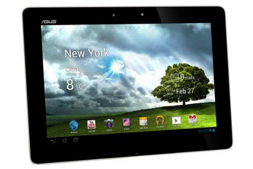 ASUS Transformer TF700 10.1-Inch Tablet with Keyboard Dock (Gold) (nVIDIA Tegra 3 1.6GHz, 1GB RAM, 64GB eMMC, WLAN, BT, Front Webcam, Rear Webcam, Android 4.0 ICS), [Importado de UK]