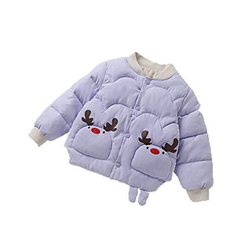 Chaqueta para niños pequeños y niñas, diseño animado de invierno, color liso, macarons cortavientos, cálida, con capucha, primavera, para ir de compras, fiesta de cumpleaños.