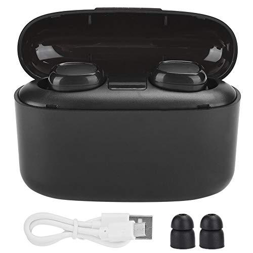 Alinory Auricular Bluetooth Económico Auricular Bluetooth inalámbrico Ligero Cómodo para teléfono móvil...