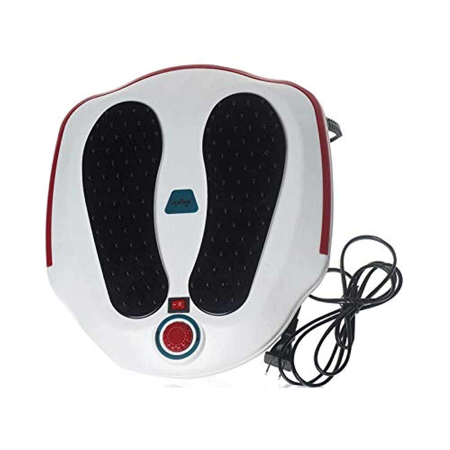 ポータル不測の事態百科事典NSCHJZ足のマッサージ機の振動マッサージ、リモコン付き、暖房機能、空気圧縮、ホームオフィスの指のプレス足のマッサージに適した, white