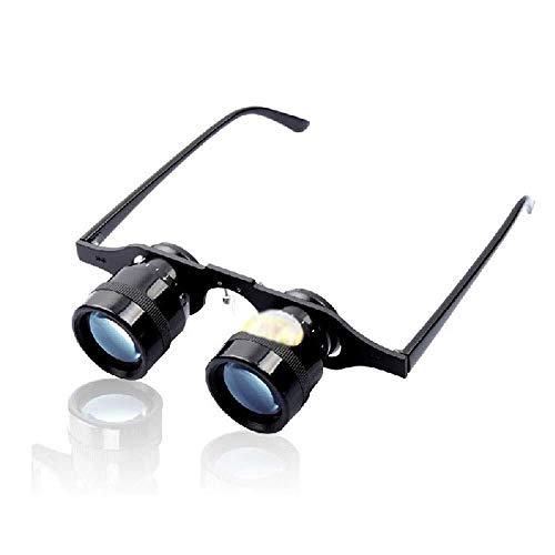 Holding Vergrootglas Vissen Telescoop 10 keer, Kijken Drifting Dicht bij Sport Mode Heldere Spiegel, Gekleurde Bril Telescoop Groene coating