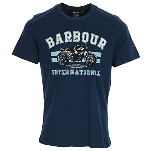 Barbour Bracket Tee, T-Shirt - L