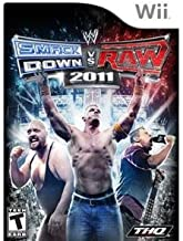 NEW WWE Smackdown vs. Raw 2011 Wii (Videogame Software)