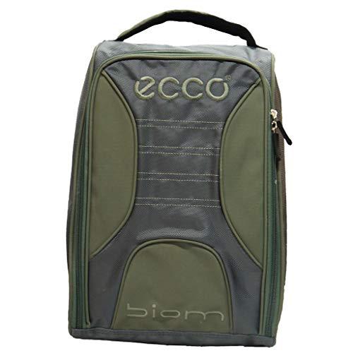ECCO Golf 2019 Unisex Tasche Mit Reißverschluss Aufbewahrungsbox für Golfschuhe Grey