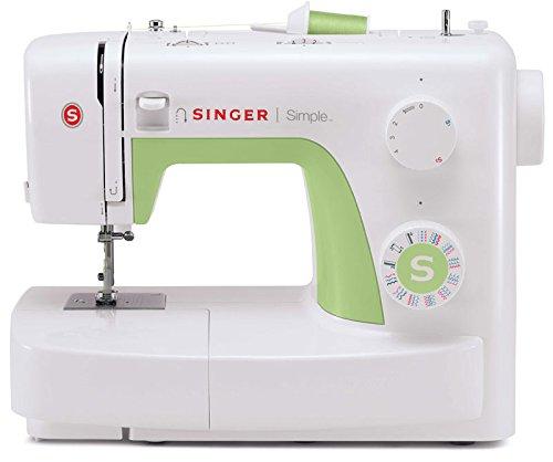 Máquina de coser mecánica Singer 3229–Simple, 29puntos