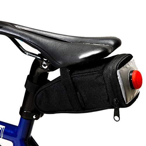 SACOCHES de Selle de Vélo, de Selle de Bicyclette, de Selle VTT Sac de Queue de Selle ArrièRe Mounta Accessoires de VéLo