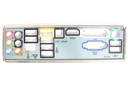 Gigabyte GA-880GM-UD2H ATX PC Mainboard I/O-Shield Slot-Blende Anschluss-Blech (Generalüberholt)