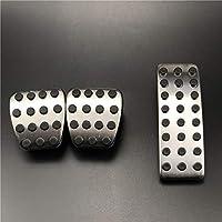 NKDbax MTアクセサリードリルなしカーペダル、メルセデスベンツ用AB GLA CLA MLGLクラスA160W176 W246 W251 W164 W166 X164 X166 X156