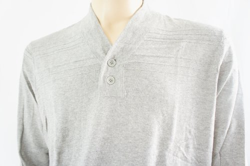 Ted Baker - Pull - - Uni Homme Gris Gris Clair