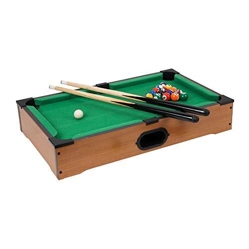 Pool Billard, Tischbillard, Table Pool, Billardtisch wie das Original für Zuhause