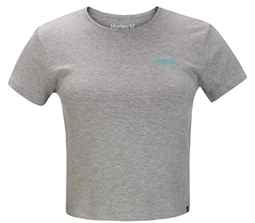 Womens Fitted Baby Rib Tee - 9