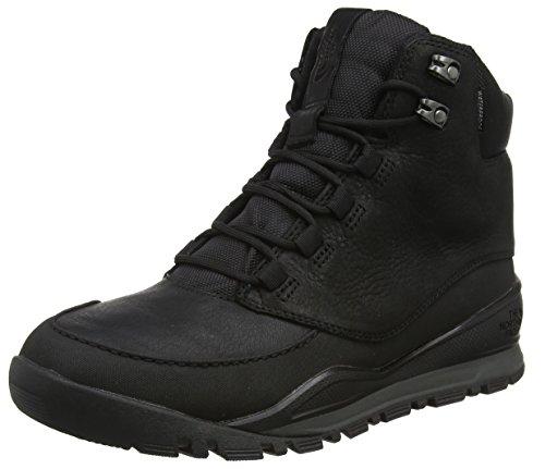 The North Face M Edgewood 7, Zapatillas de Senderismo para Hombre, (TNF Black/Dark Shadow Grey), 39 EU