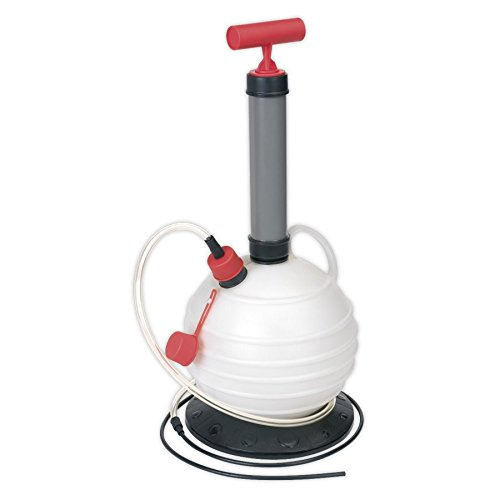 Sealey - Extractor mecánico (6,5 L)