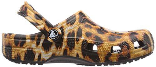 Crocs Classic Animal Print Clog | Zebra and Leopard Shoes