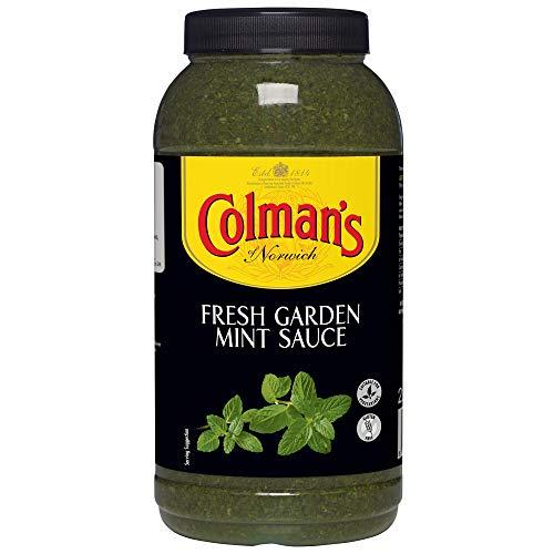 Colman's Salsa de menta Colmans 2x2.25ltr